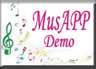MusAPP Demonstration Course